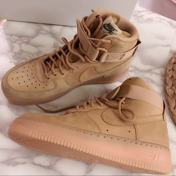 nike air force 1 lv8 wb flax